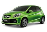 Rental Honda Brio Matic Bali