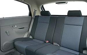 proton savvy seat