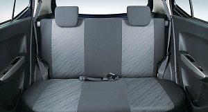 Agya Rear Seat