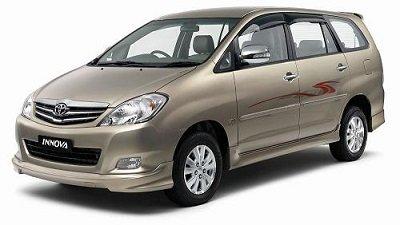 Tampilan Toyota Innova