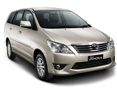 Tampilan Toyota New Innova